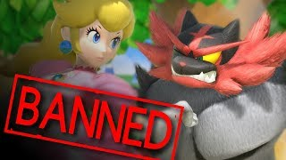 Banned Stages in Super Smash Bros. Ultimate