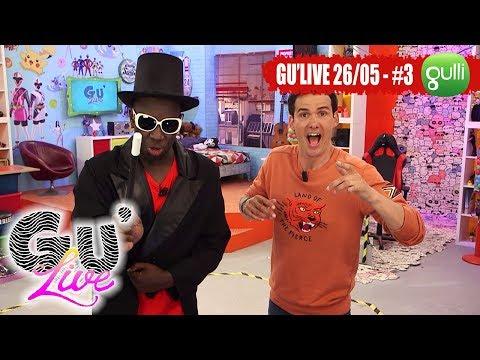 GU'LIVE 26/05 - Le plus beau bouquet ! Les samedis à 13h30 sur Gulli #3