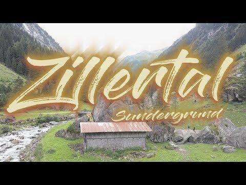 ZILLERTAL: Sundergrund   Top 6   6a - 8a