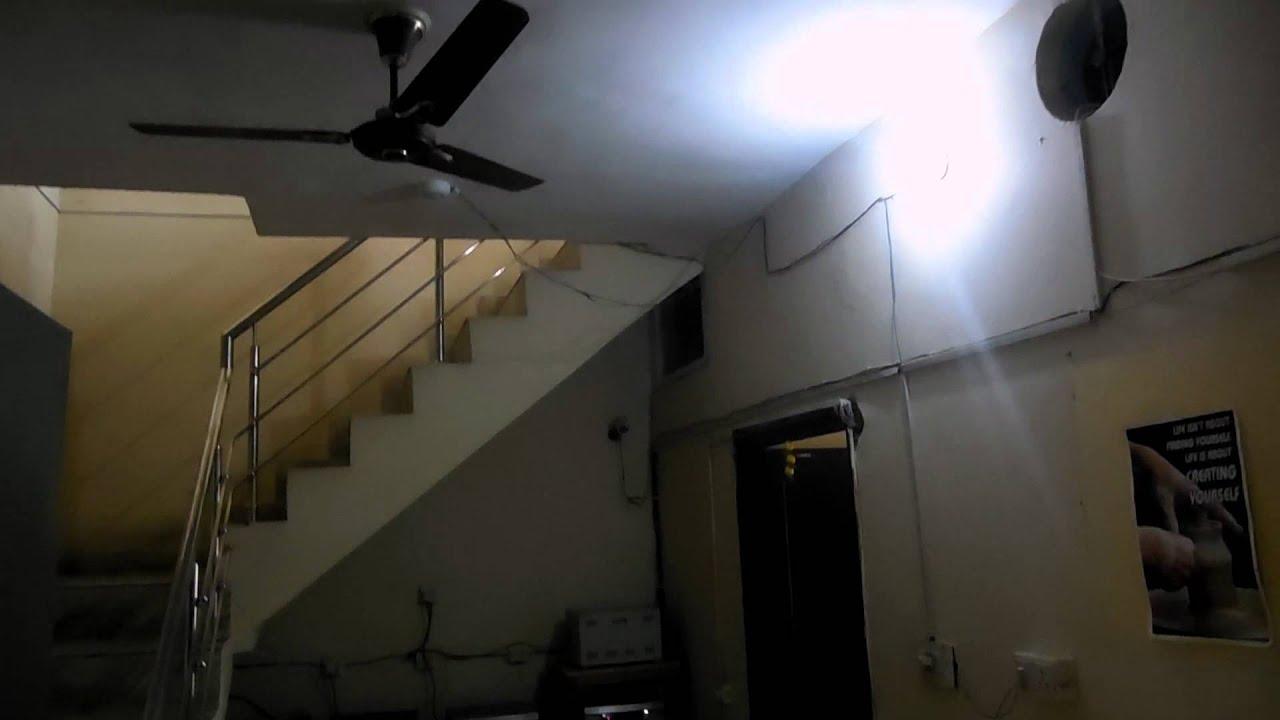 Ceiling Mount Infrared Motion Sensor to Turn Light On ...