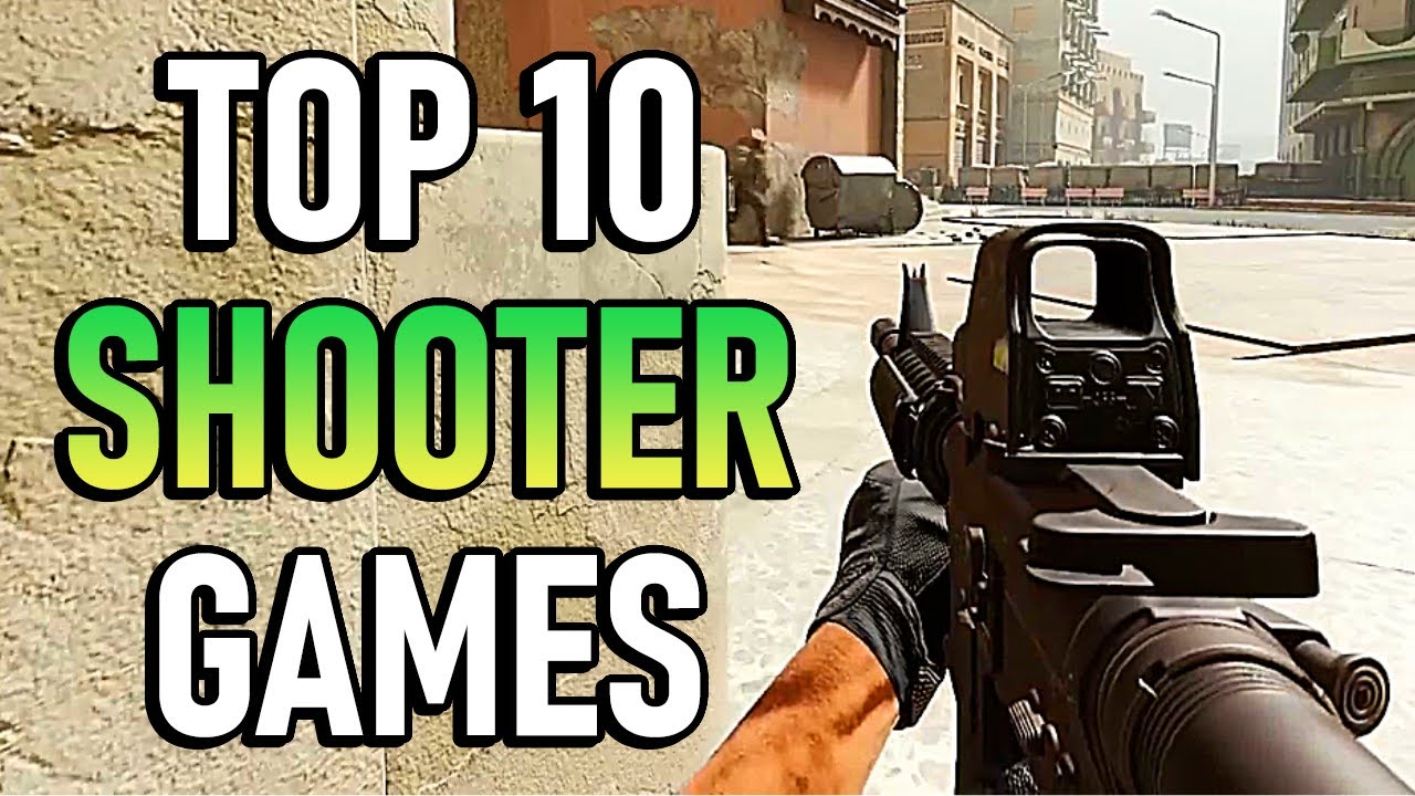 Best Shooter Games on Steam in 2021 (Updated!)