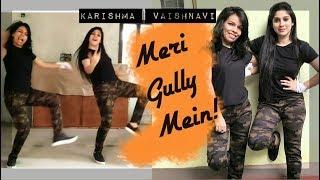 Meri Gully Mein | Hip-Hop Dance Cover | Gully Boy | Ranveer Singh-Divine