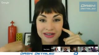 Dash Team Interview: Evan, Daniel, Robert, Ryan, & Holger Answer Your Questions(It's one part getting-to-know you, one part updates on Dash projects, and one part Q & A. Join Amanda B. Johnson in this extended group interview featuring ..., 2016-08-10T19:17:02.000Z)