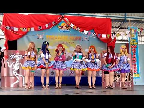 [Marine Dream] Love Live Sunshine - Aqours Dance Cover [NFC 2017]
