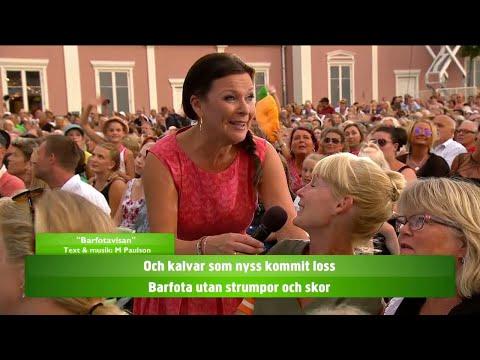 Allsång: Barfotavisan - Lotta på Liseberg (TV4)