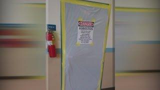 Albuquerque parent upset he wasn't notified about asbestos in child's school