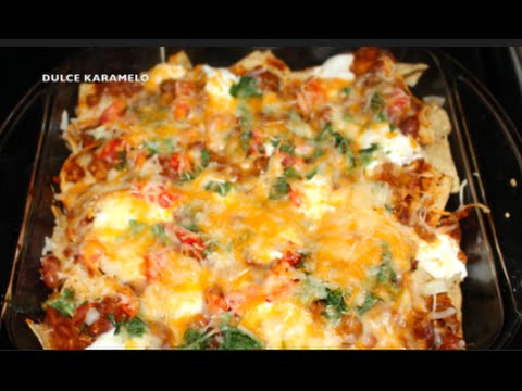 taco casserole youtube. Black Bedroom Furniture Sets. Home Design Ideas