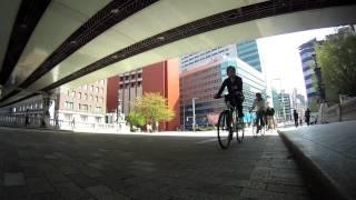 Bicycles in Japan/Велосипеды по-японски 2012 (short version)