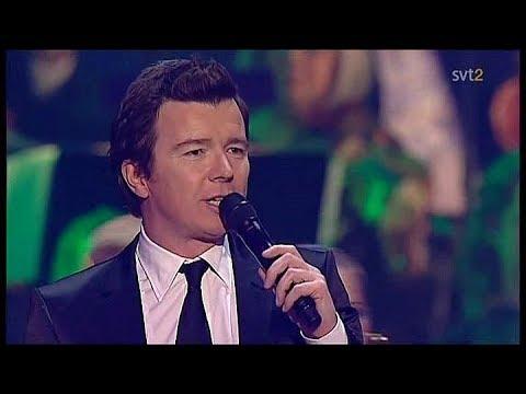 Rick Astley Live! Medley 2008
