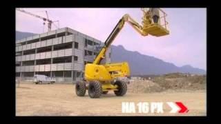 Haulotte HA-16-PX(, 2011-02-16T12:50:51.000Z)