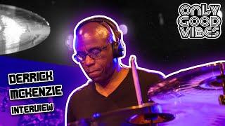 Derrick McKenzie (Jamiroquai) Interview (Only Good Vibes Music)