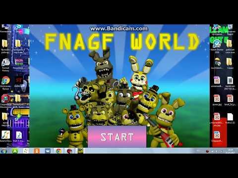Fnagf world