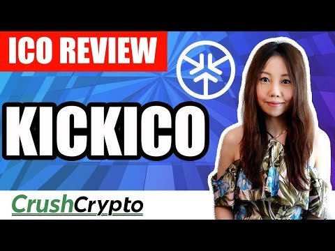 ICO Review: KICKICO (KC) - Platform for Cryptocurrency Crowdfunding Campaigns