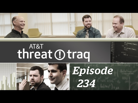 It's Probably Not Something to Take Light-heartedly| AT&T ThreatTraq #234