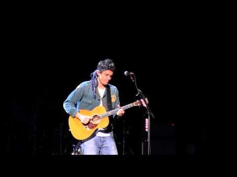 John Mayer - Stop This Train / Homeward Bound - Darien Lake - August 13, 2013