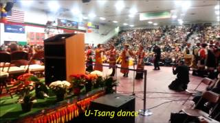 TAFM 03.02.14 Special Losar Performance for His Holiness the Dalai Lama