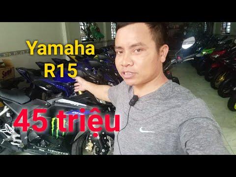 Báo Giá Lô Moto Yamaha R15v2 Và R15v3 Giá Rẻ