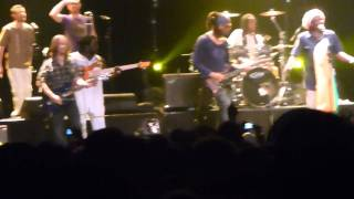 Alpha Blondy (fin) operation coup de poing Toulouse