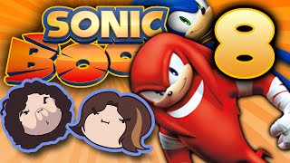 Sonic Boom: Just Jump - PART 8 - Game Grumps
