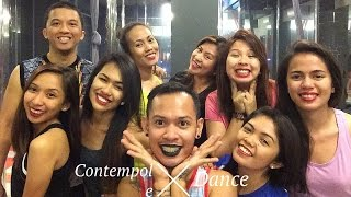 Final Contempole Dance at Trimlab Davao || Busyqueenphils Vlog