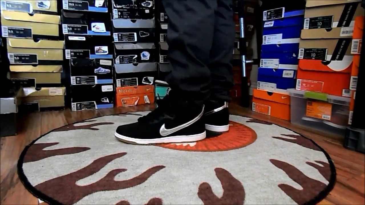 Nike sb SOMP nigel sylvester