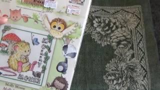 Покупки для вышивки из Леонардо и Модного рукоделия:)