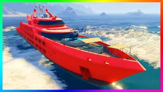 GTA 5 DLC $100,000,000 SPENDING SPREE – BUYING ALL YACHTS, MANSIONS & MORE! (EXECUTIVES & CRIMINALS)