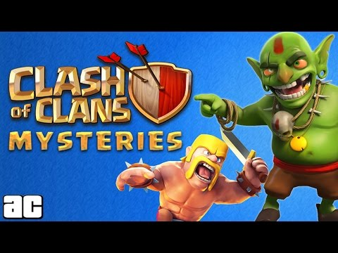 Arcade Cloud: Clash of Clans mysteries EXPLAINED!  