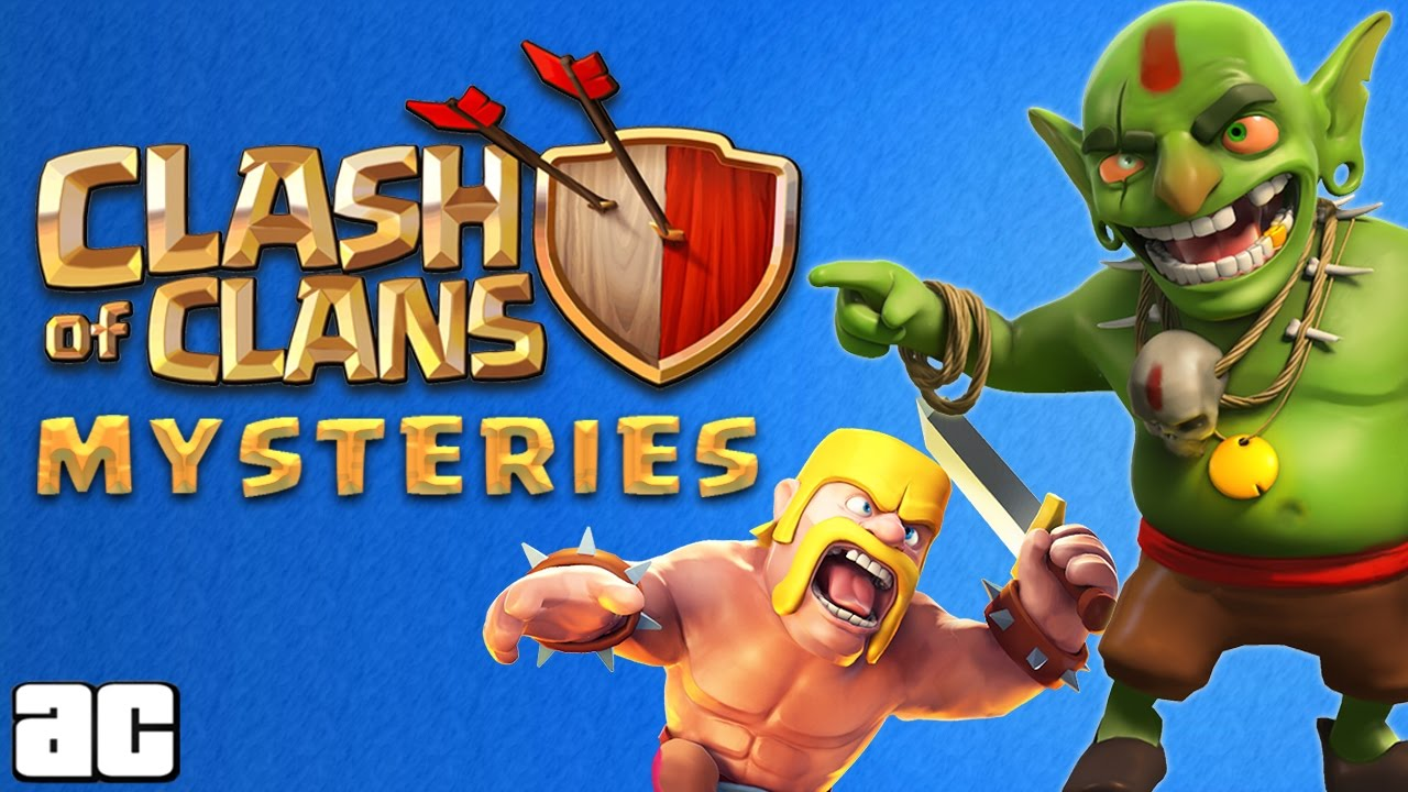Arcade Cloud: Clash of Clans mysteries EXPLAINED! |