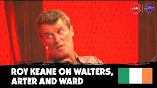Roy Keane takes aim at Irish players | Walters, Arter, Ward | Off The Ball #CadburyFC