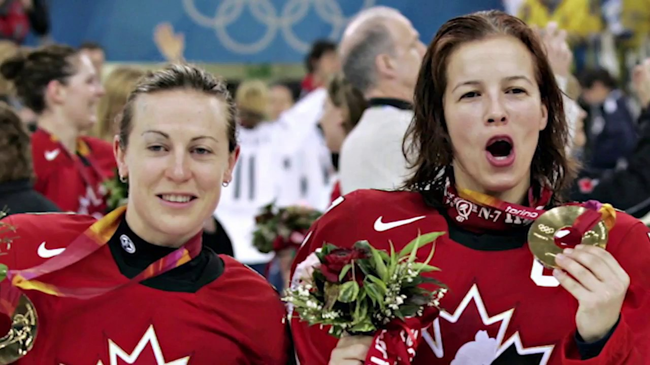 What Canadian Olympic women's hockey captains have learned from past players #1