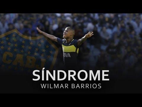 Sindrome: Wilmar Barrios. Llegaron como suplentes y se convirtieron en figuras