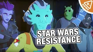 New Star Wars Animated Series Has Fans Losing Their Minds! (Nerdist News w/ Jessica Chobot)