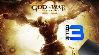 God of War: Ascension - RPCS3 TEST