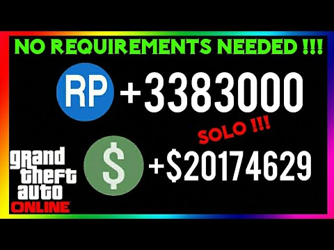 *NEW* TOP 3 SOLO GTA ONLINE MONEY MISSIONS INSANE MONEY METHOD GUIDE 1 46  GTA 5 MONEY METHOD [AFK]