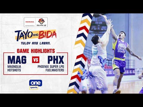 Magnolia vs Phoenix | 2021 PBA Philippine Cup Highlights