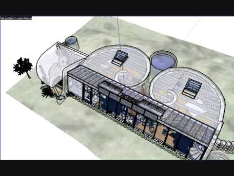 how to build an earthship youtube