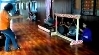 Gawai 2013 (Taboh Iban) Tr. Angkah
