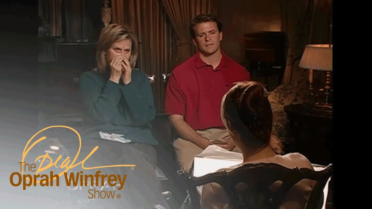 A Psychic Medium's Chillingly Accurate Reading For a Grieving Family | The Oprah Winfrey Show |