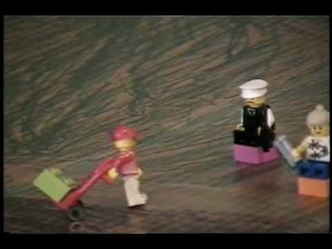 LEGO School Trampoline