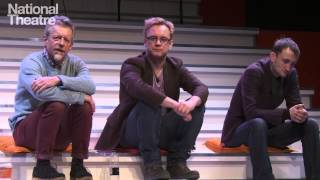 Talking Lear: Gloucester, Edmund and Edgar