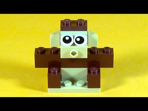 how to make a lego infinity cube easy