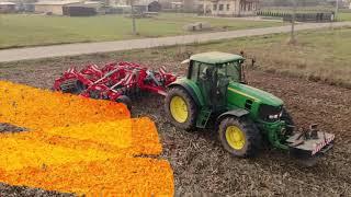 Agregat talerzowy UNIA ARES HP   BIELECKI Maszyny Rolnicze