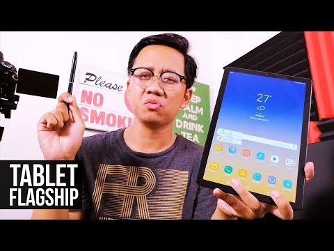 11 JUTA CUY! Unboxing Samsung Galaxy Tab S4