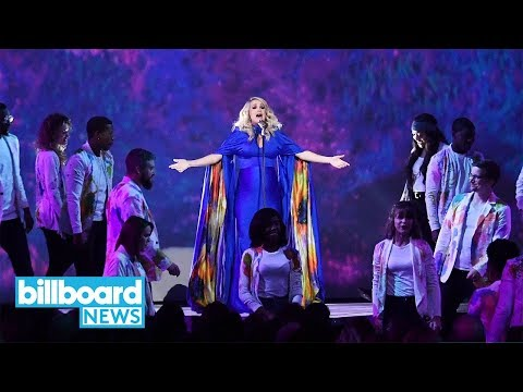 Carrie Underwood Delivers Stunning Performance of