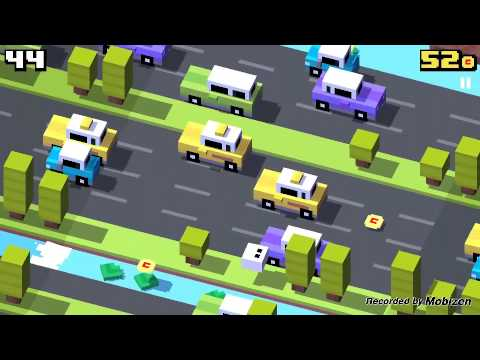 Crossy Road: Forget Me Not's Secret - YouTube