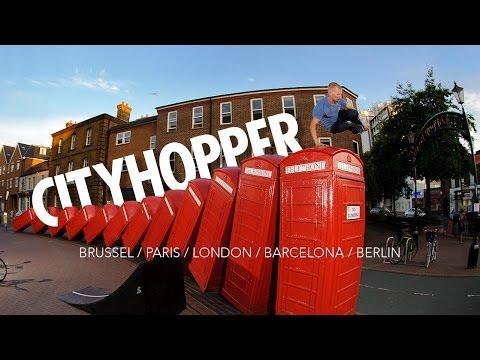 CITYHOPPER EUROPE: Sven Boekhorst