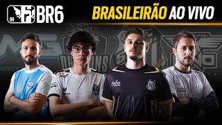 #BR6 - BLACK DRAGONS vs SANTOS DEX e OPERATION KINO vs MERCILESS - Grupo B (Rodada 2)