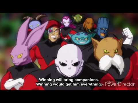 DB SUPER ep. 127 AMV me against the world (a Jiren/ no. 17 tribute)