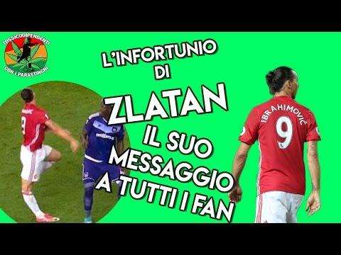 L'infortunio di Zlatan| Ibra racconta il suo infortunio| #doppiaggicoatti
